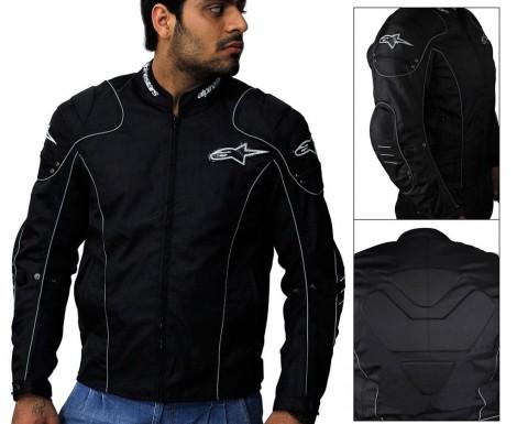 Alpinestars Riding Gear Body Armor Jacket for Bike / Two Wheeler Driving-L